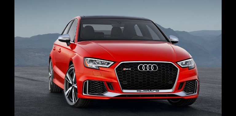 Audi Silver Spring Its Official The Audi RS Is One Of - Audi official