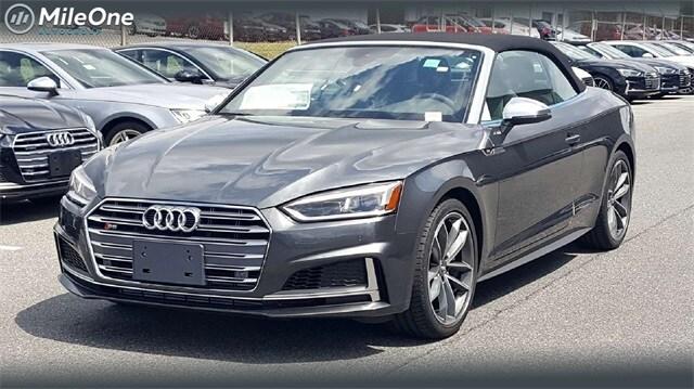 2018 Audi S5 Cabriolet Premium Plus Cabriolet