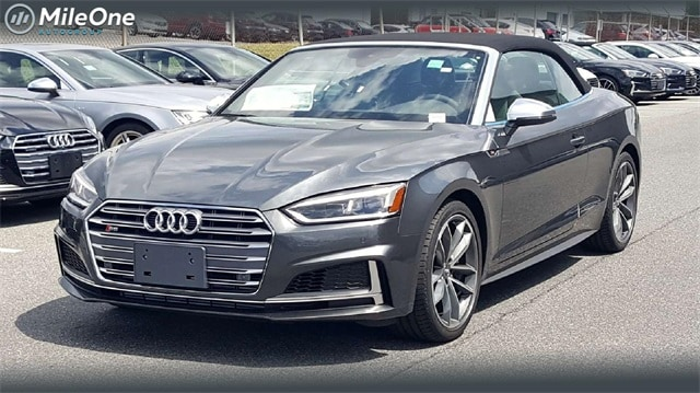 New 2018 Audi Models Silver Spring Audi Dealer