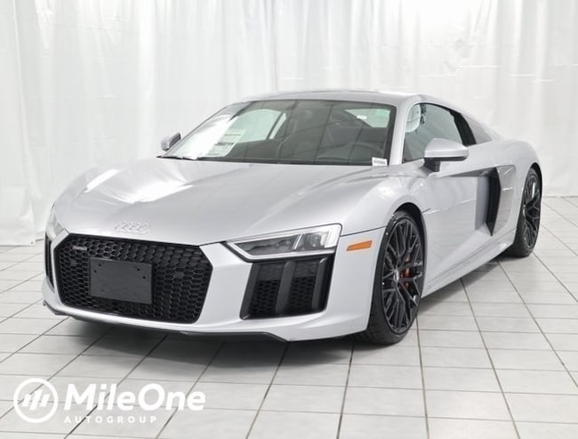 2018 Audi R8 Coupe Coupe