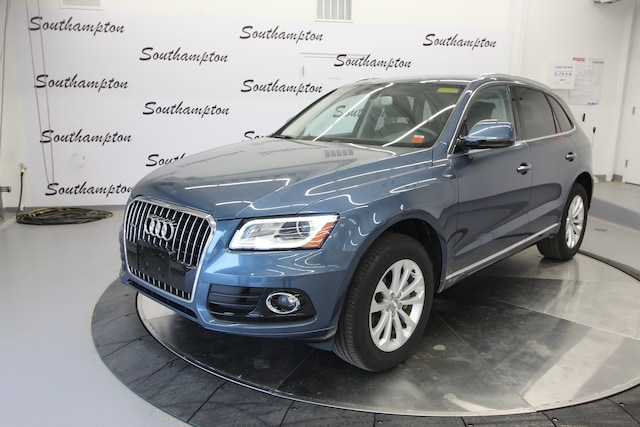 Certified Pre-Owned 2016 Audi Q3 2.0T Premium Plus SUV For sale in Southampton