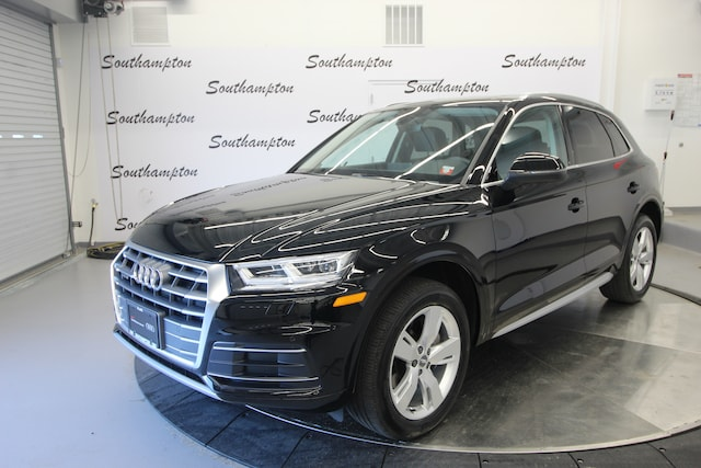 Certified Pre-Owned 2018 Audi Q5 2.0T Premium Plus SUV For sale in Southampton