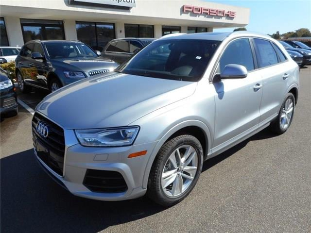 Used 2017 Audi Q3 2.0T Premium SUV for sale in Southampton, NY