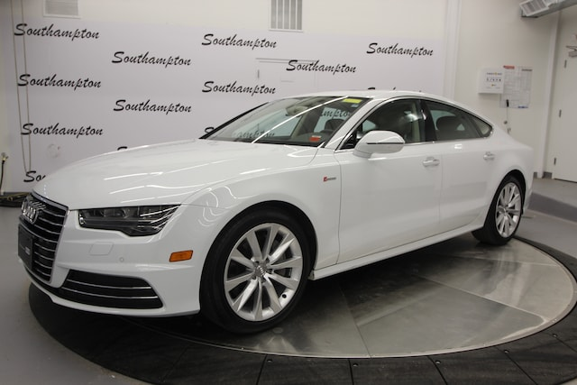 Certified Pre-Owned 2016 Audi A7 3.0T Premium Plus Hatchback For sale in Southampton