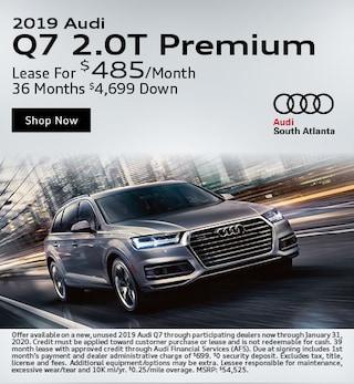 2019 Q7 2.0T Premium
