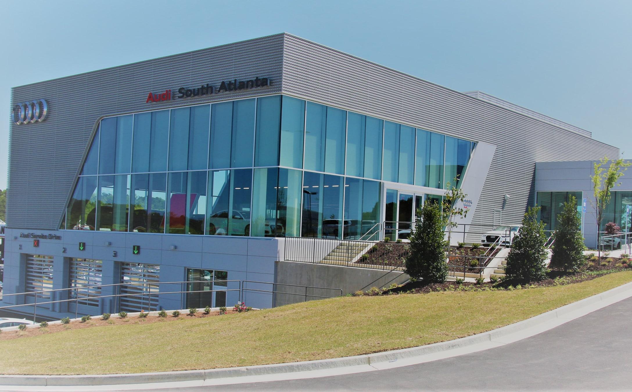 New & Used Audi Dealer   Atlanta & Columbus Area     Audi South ...