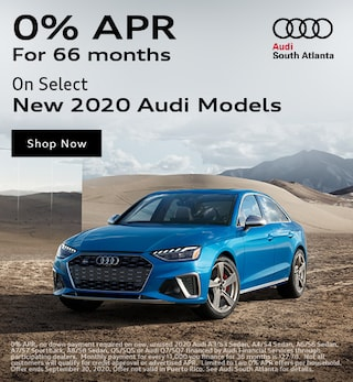 0% APR Available On Select 2020 Models