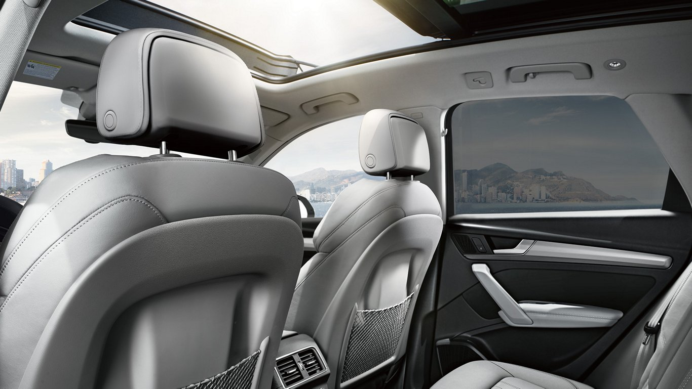 Awesome 2018 Audi Q5 Mlp Interior Back Of Front