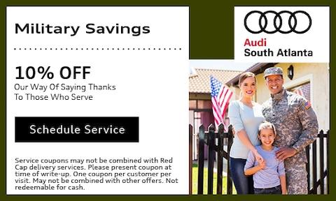 Military Service Savings
