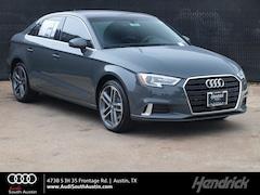 2019 Audi A3 Sedan Premium Sedan Austin