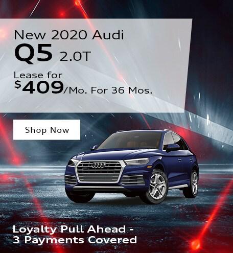 New 2020 Audi Q5 2.0T