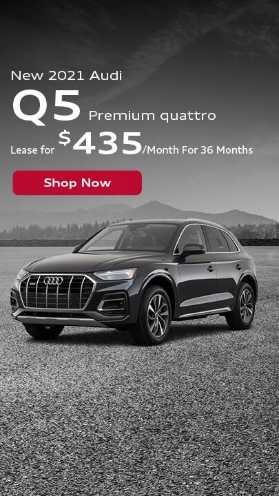 New 2021 Audi Q5