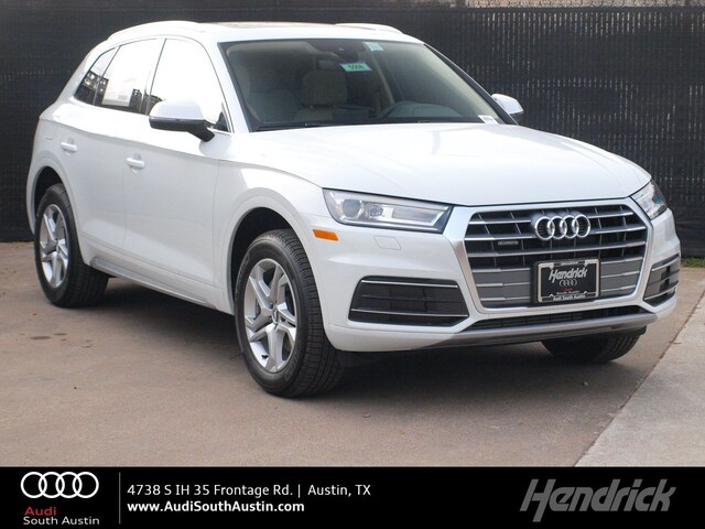 2019 Audi Q5 Premium SUV Austin