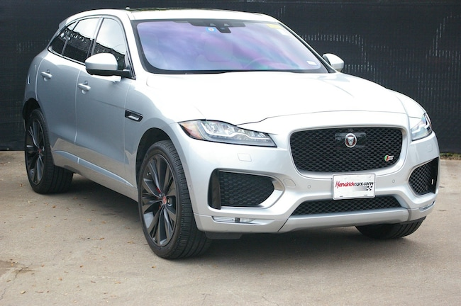 2017 Jaguar F-PACE First Edition SUV