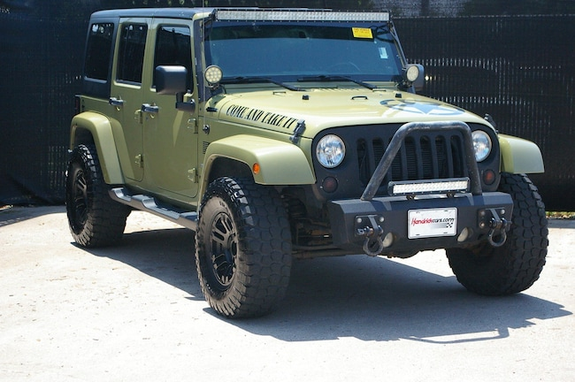 2013 Jeep Wrangler Unlimited Freedom Edition Convertible