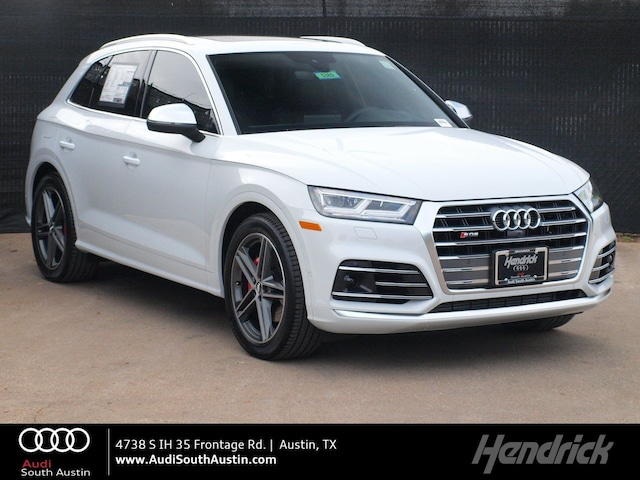 2019 Audi SQ5 Prestige SUV Austin