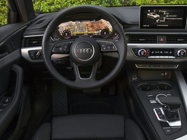 Take A Look At The 2017 Audi A4 Interior And Experience Car Envy At