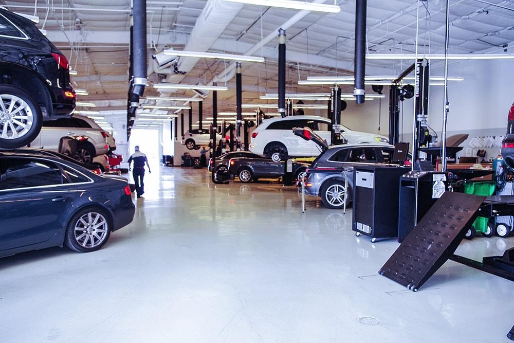 Audi South Austin Service Menu - Austin audi