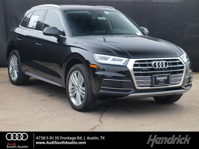 2019 Audi Q5 Premium Plus SUV Austin