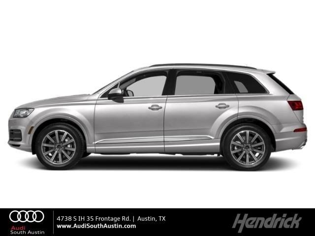 2019 Audi Q7 Premium Plus SUV Austin