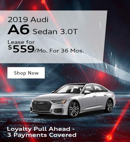 2019 Audi A6 Sedan 3.0T