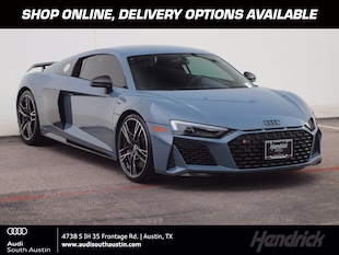 2020 Audi R8 Coupe V10 performance Coupe
