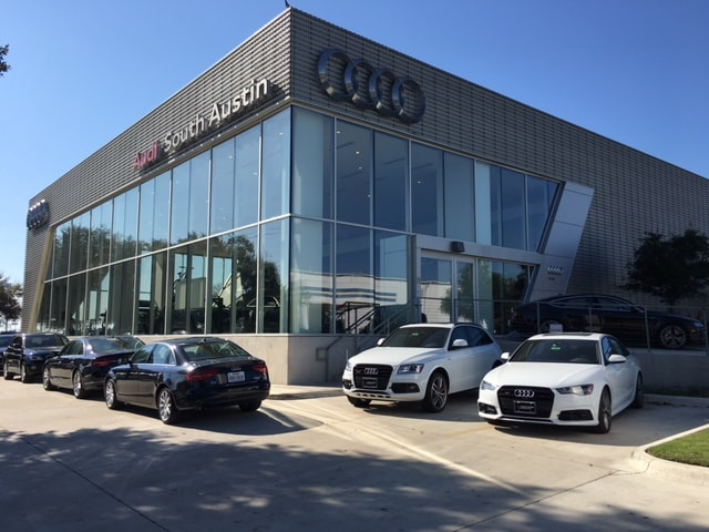 About Us Audi South Austin - Audi service austin