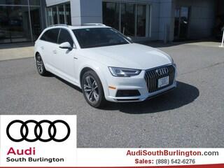 New 2019 Audi A4 allroad 2.0T Prestige Wagon Burlington Vermont