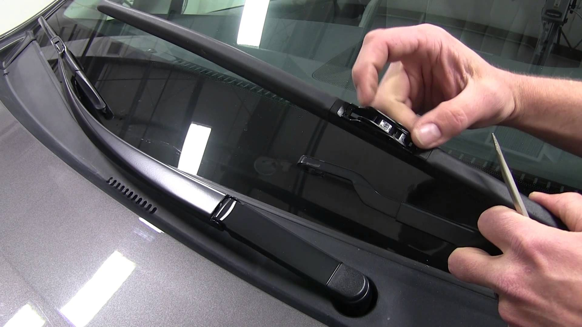 Free Wiper Install with Purchase of Wipers