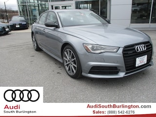 New 2018 Audi A6 2.0T Sport Sedan Burlington Vermont