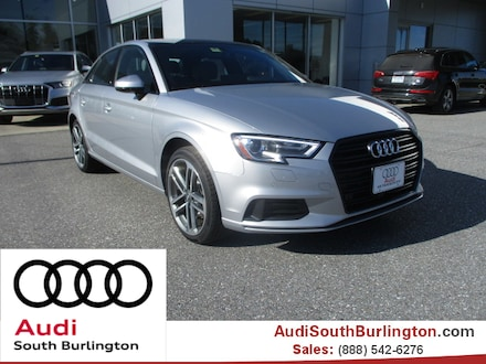 Featured new 2020 Audi A3 2.0T Premium Sedan for sale in South Burlington, VT