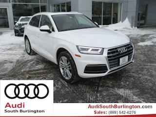 New 2019 Audi Q5 2.0T Premium Plus SUV Burlington Vermont