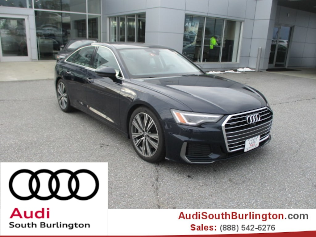 New 2019 Audi A6 For Sale Or Lease In South Burlington Vt Near