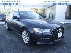 Used 2013 Audi A6 2.0T Premium Sedan Burlington Vermont