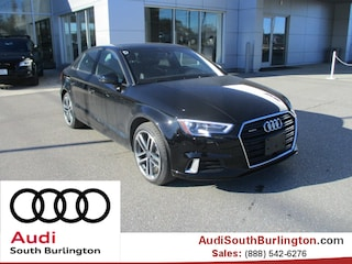 New 2019 Audi A3 2.0T Premium Sedan Burlington Vermont