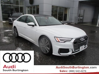 New 2019 Audi A6 3.0T Premium Sedan Burlington Vermont