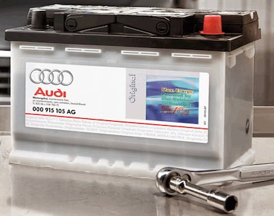 Save on a New Battery