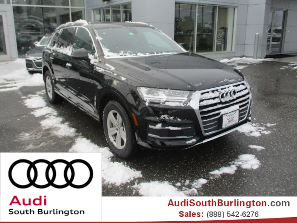 new 2019 audi q7 for sale or lease in south burlington vt | near