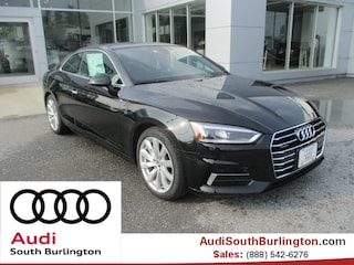 New 2018 Audi A5 2.0T Premium Plus Coupe Burlington Vermont