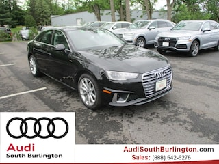 New 2019 Audi A4 2.0T Premium Sedan for sale in Burlington Vermont