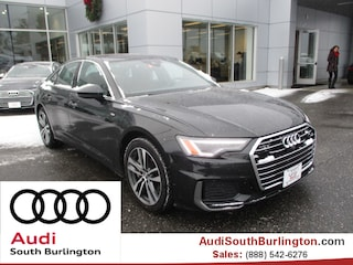 New 2019 Audi A6 3.0T Premium Plus Sedan Burlington Vermont