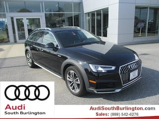 New 2018 Audi A4 allroad 2.0T Tech Premium Wagon Burlington Vermont