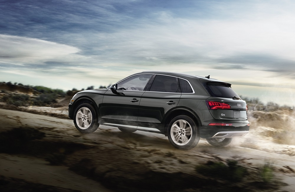 2019 Audi Q5 in Manhattan Gray