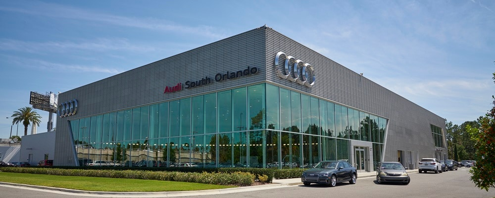 Orlando Audi Dealer Audi South Orlando - Audi dealers in south florida