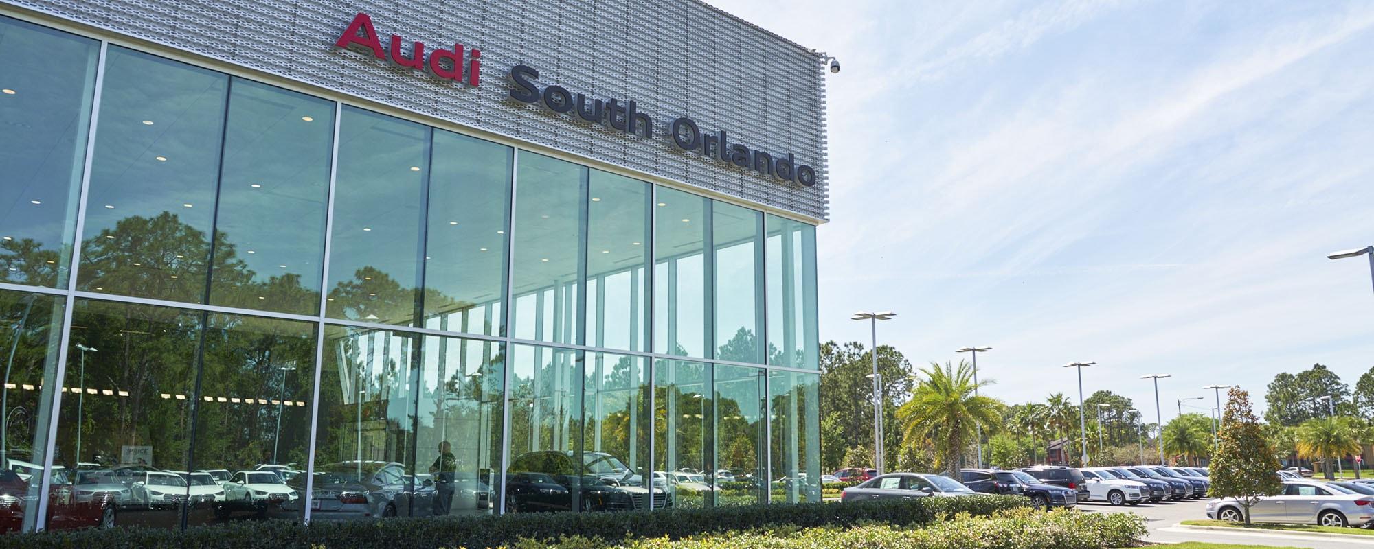 Hours Directions Audi South Orlando - Audi south orlando