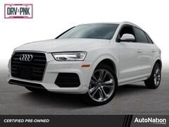 2016 Audi Q3 Premium Plus Sport Utility