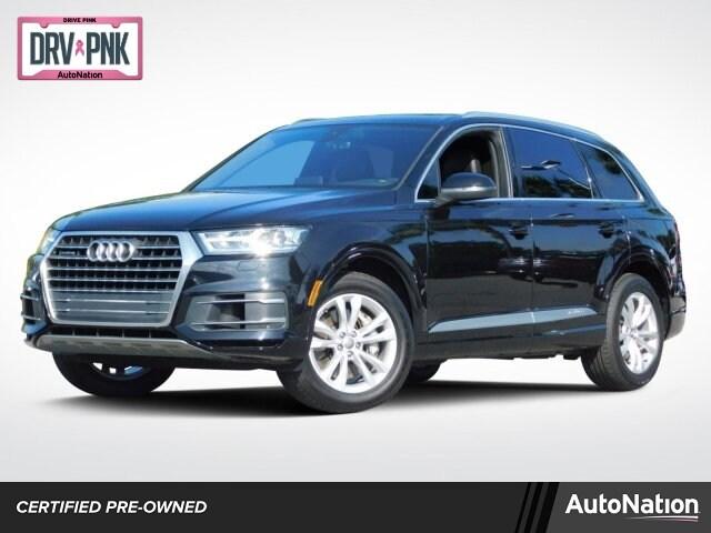 2017 Audi Q7 Premium Sport Utility