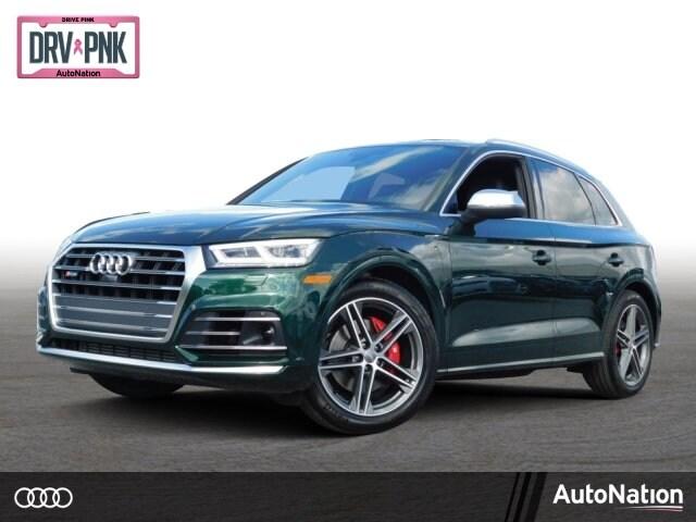 2019 Audi SQ5 Prestige Sport Utility