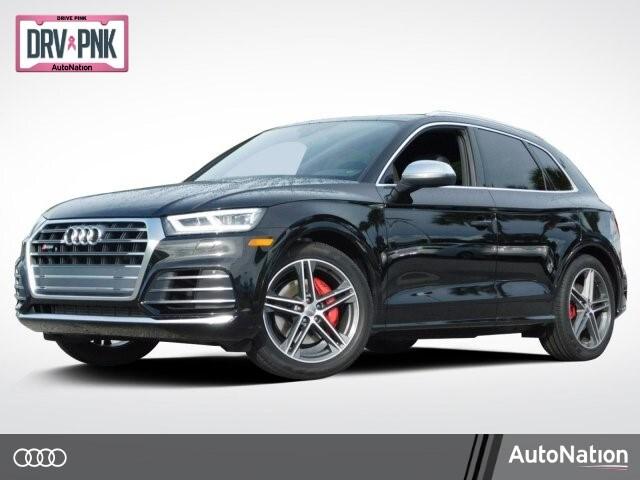 2019 Audi SQ5 Premium Plus Sport Utility
