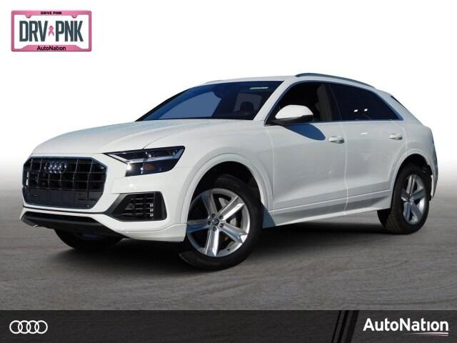2019 Audi Q8 Premium Sport Utility